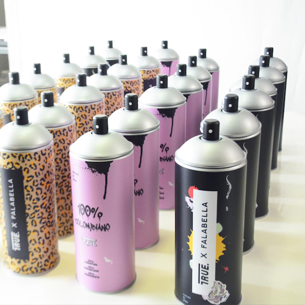 campaña True aerosoles